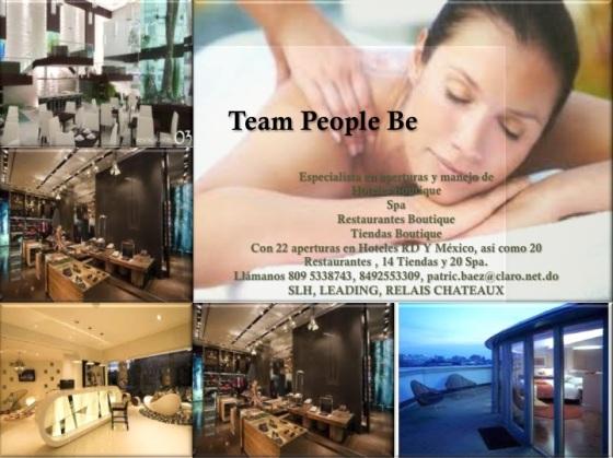 Patricia Baez especialista en aperturas de Hoteles Boutiques, Tiendas Boutique, Spa, Restauranted